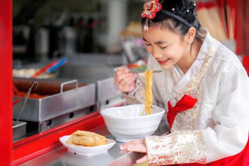 韓国の食事マナーとは