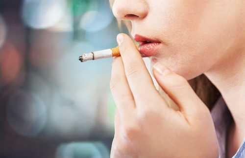 韓国では女性の喫煙に厳しいんだとか