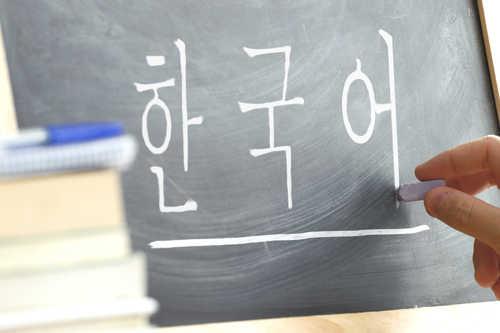 韓国語も必要なの?