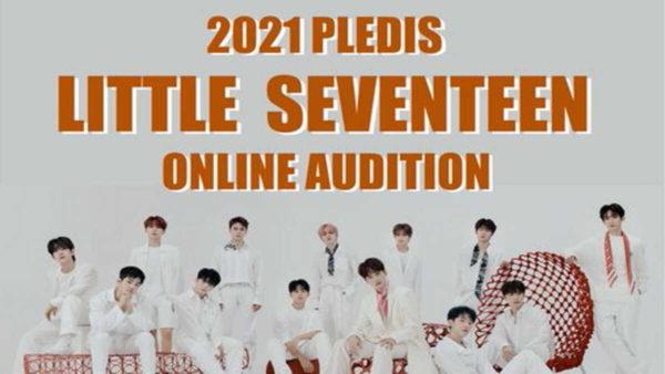 2021 PLEDIS LITTLE SEVENTEEN AUDITION