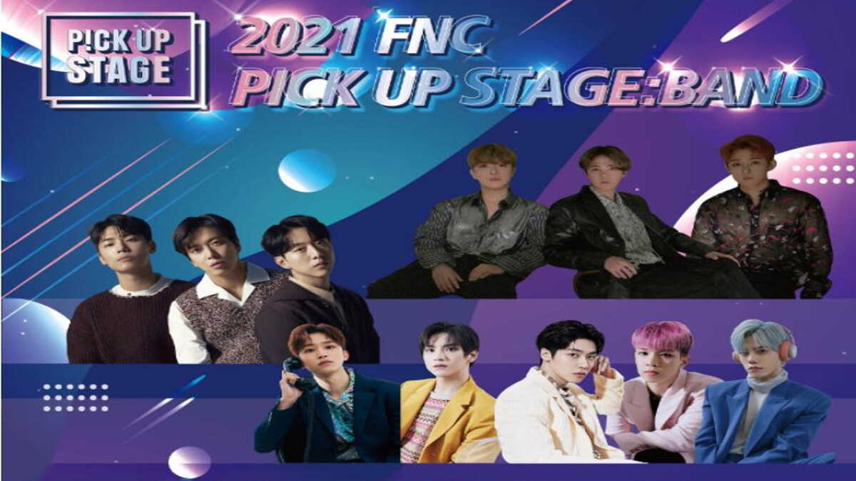 2021 FNC PICK UP STAGE:BANDオーディション