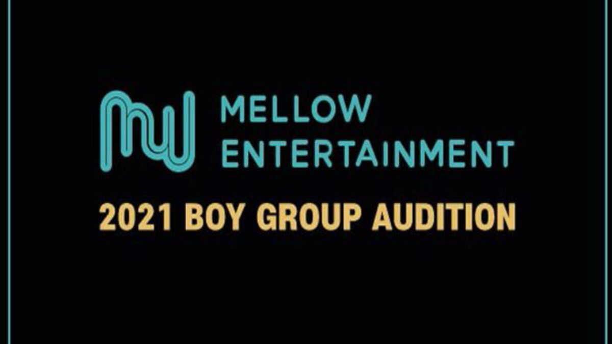 MELLOW Entが長期オーディション「2021ボーイズグループオーディション」