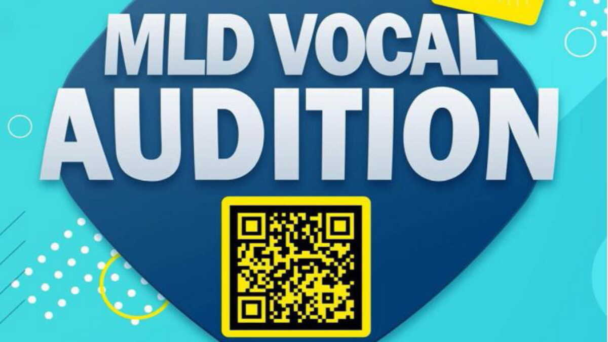 MLD VOCAL AUDITION