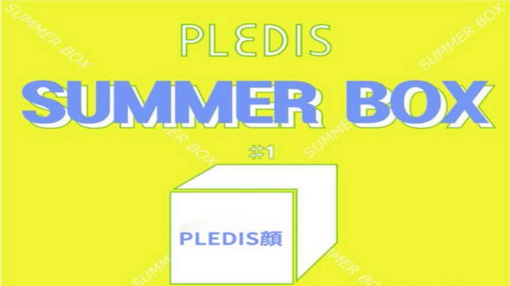PLEDIS SUMMER BOX #1