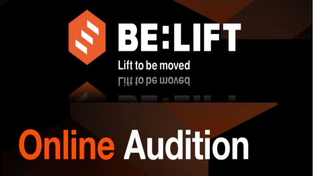 BE:LIFT LAB オンラインオーディション