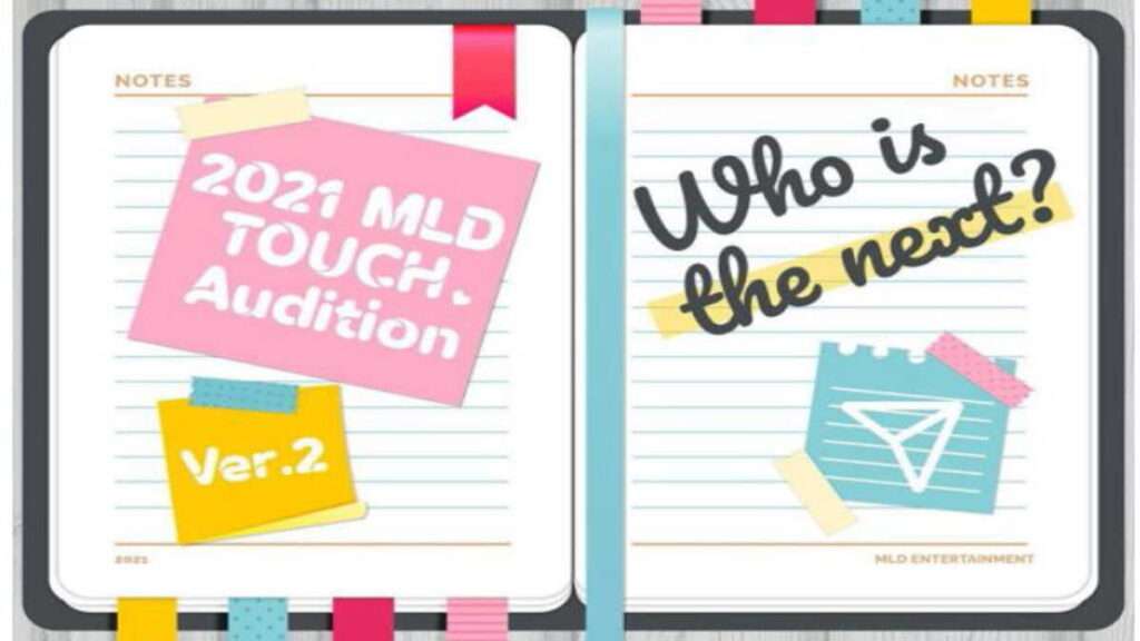 2021 MLD TOUCH Audition 2