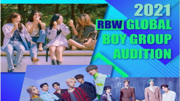 GLOBAL BOY GROUP AUDITION
