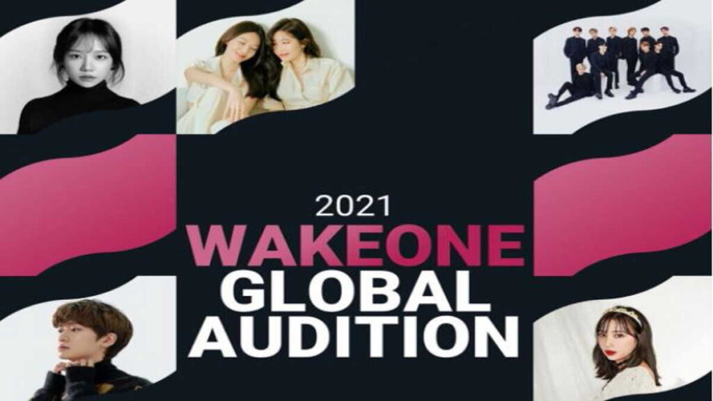 2021 WAKEONE GLOBAL AUDITION